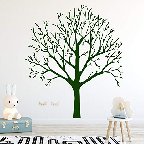 Ajcwhml Extraíble Green Tree Vinyl Kitchen Wall Sticker Wallpaper ...
