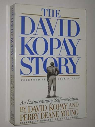 The David Kopay Story by David Kopay and Perry Deane Young