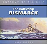 The Battleship Bismarck, Jack Brower, 1591140501