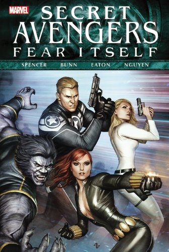 Fear Itself Avengers Nick Spencer product image