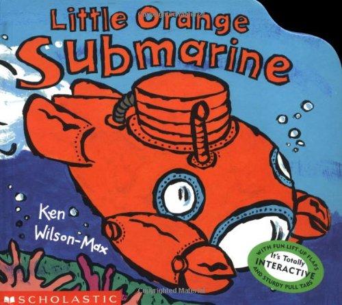 Read Online Little Orange Submarine (mini Version) pdf