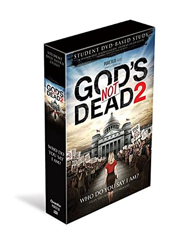 Download God's Not Dead 2 Student Kit: Who Do You Say I Am? pdf