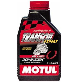 Aceite Motul transoil Expert 10 W40 Ester Cambio con embrague baño de aceite Motul: Amazon.es: Juguetes y juegos