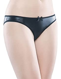216696b7ea9 Amazon.com  Coquette D9313X Women s Plus Size Wet Look Lace Up Dress ...