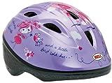 Bell Toddler Zoomer Bike Helmet (Castle/Purple)