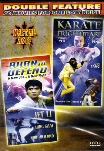 Born to Defend+Karate Frightmare
