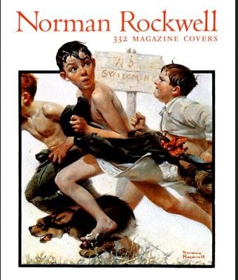 Norman Rockwell: 332 Magazine Covers (Tiny Folios) (Norman Rockwell Cover)