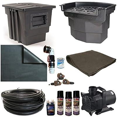 PVCXLA Series Patriot PVC Liner Pond Kits