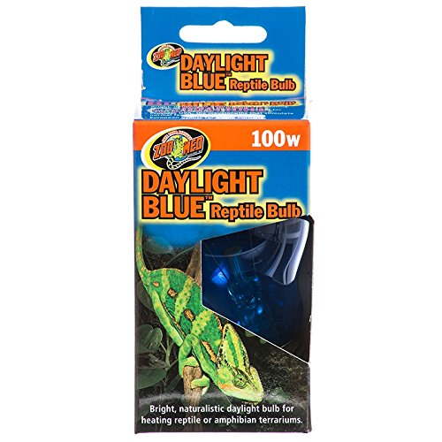 Best Quality Daylight Blue Bulb / Size 100 Watts By Zoo Med Laboratories