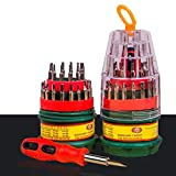 Lioder- 31-in-1 Screwdriver Set DIY Repair Kit...