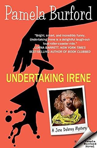 book cover of Undertaking Irene