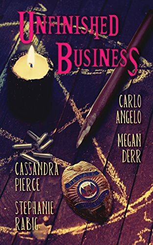 book cover of Unfinished Business