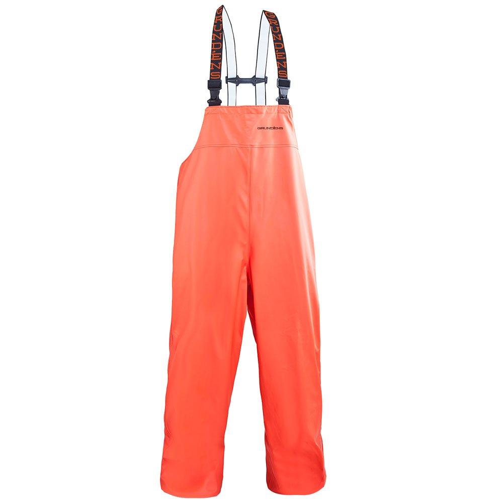 Grundens Petrus 116 Bib Pant - Orange - 2XL