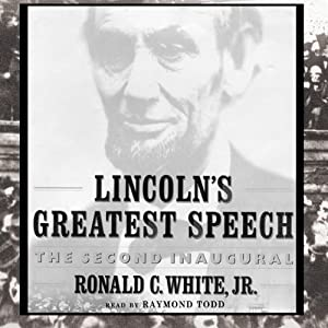 Lincoln's Greatest Speech Audiobook