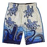 Octopus Lacrosse Shorts-Youth-XXSmall