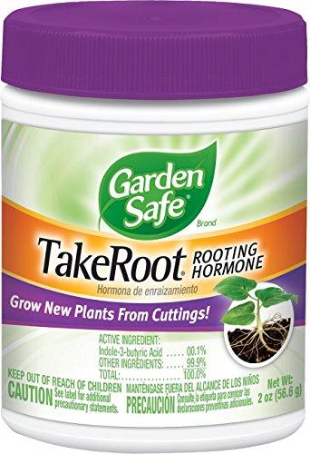 - Garden Safe TakeRoot Rooting Hormone (HG-93194), 2 Pack (2 oz)