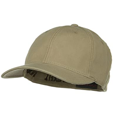c571f874 Flexfit Garment Washed XXL Large Cap - Khaki W06S36F