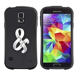 LASTONE PHONE CASE / Suave Silicona Caso Carcasa de Caucho Funda para Samsung Galaxy S5 SM-G900 / music mark