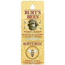 Burt's Bees Beeswax 100% Natural Lip Balm Tin, 8.5g