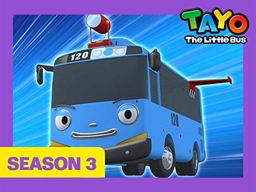 Season 3 - City heroes, Tayo & Duri -