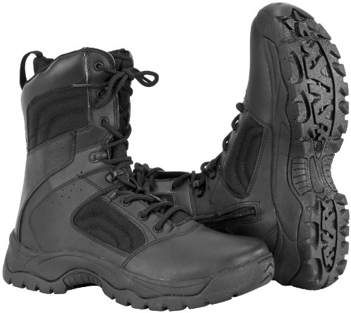 River Road Mens 9.5 in. Upper Tall Guardian Boots - 13 (River Road Boots)