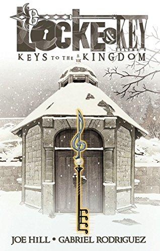 Locke & Key: Keys to the Kingdom, Vol. 4