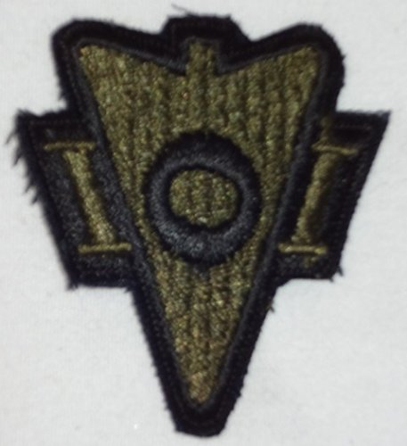 101st ABN Recondo School Patch, Subd.