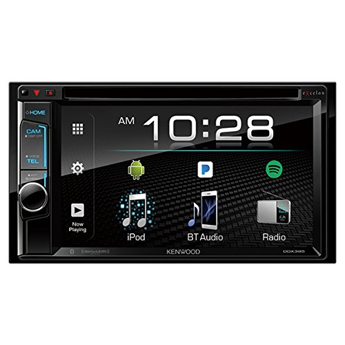 amazon com kenwood excelon ddx395 6 2 in dash dvd cd receiver with rh amazon com Kenwood Car Stereo Systems Packages kenwood stereo system manual