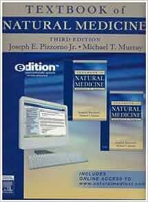 Book Review Textbook of Natural Medicinen
