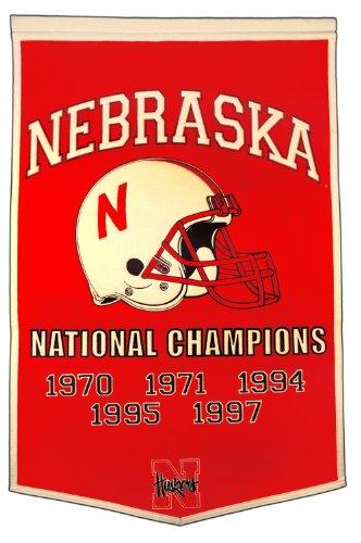 NCAA Nebraska Cornhuskers Dynasty Banner