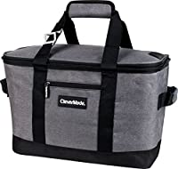 CleverMade SnapBasket Collapsible Soft-Sided 50 Can Cooler, 30 Liter by Clevermade
