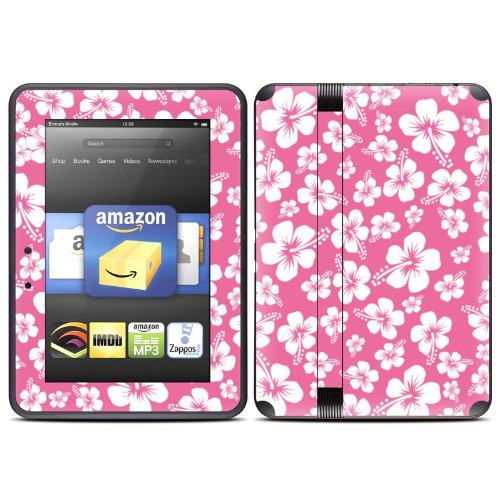 aloha-pink-design-protective-decal-skin-sticker-high-gloss-coating-for-amazon-kindle-fire-hd-7-inch-