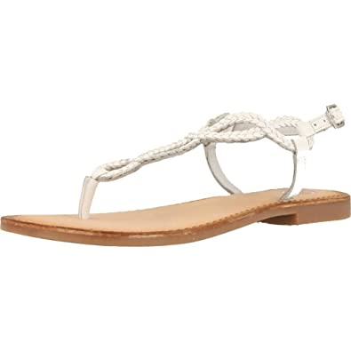 Gioseppo 39222 blanc - Chaussures Sandale Femme
