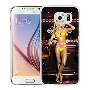 Unique Designed Cover Case For Samsung Galaxy S6 With Petra Cubonova Girl Mobile Wallpaper (2) Phone Case