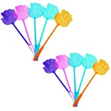10 pc - Best1Deals - Set Durable Flexible Pest Control Plastic Fly Swatter Mosquito Bug