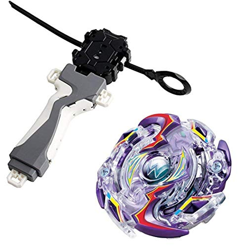 Taixinpower Bay Battle Burst Battling Blades Set Booster Starter Victory Valkyrie Boost with String Launcher Set(B41)