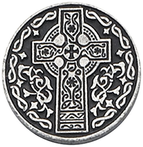 Celtic Coin - Cathedral Art PT111 Irish Blessing Pocket Token, 1-Inch