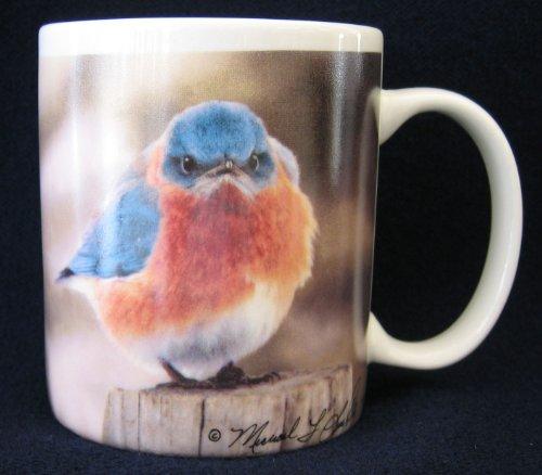 Mug 11 oz. Mad Bluebird