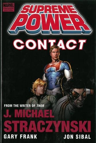 Download Supreme Power Vol. 1: Contact pdf
