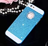 1 Piece DREAMYSOW Luxury Funda Glitter Bling Diamond Back Cover for iPhone 7
