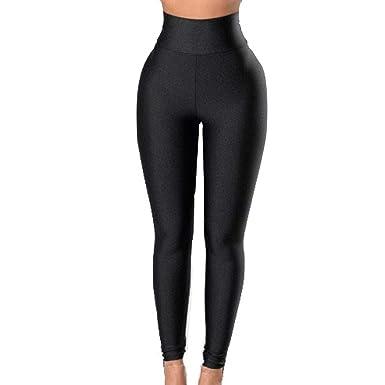 Oliviavan Mujer Yoga Deportivas Pantalones,Verano Mujeres ...