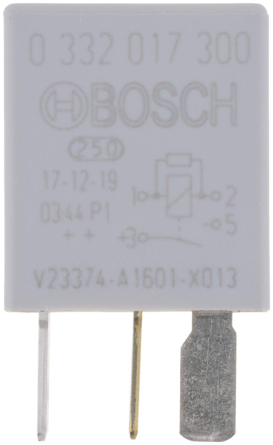 Bosch Automotive 0332017300 4 Pins 20 A 12 V Normal Open Micro Relays