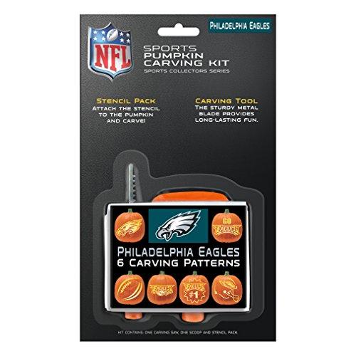 (NFL Philadelphia Eagles Pumpkin Carving)