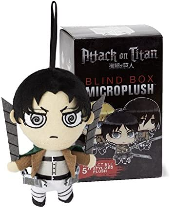 Attack on Titan Blind Boxed 3