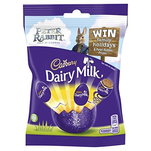 Cadbury Dairy Milk Mini Eggs - 3.28oz 93g