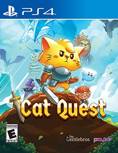 Picture of a Cat Quest PlayStation 4 814737020329