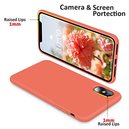 SURPHY Liquid Silicone Shockproof Protective Case Cover
