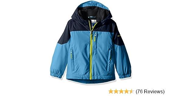 Boys Ethan Waterproof Jacket LightHouse