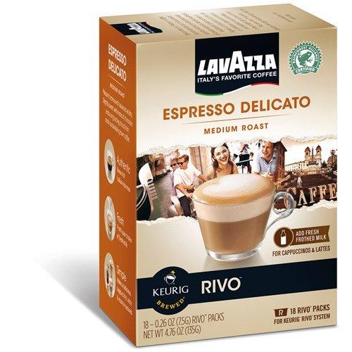 Keurig Rivo Espresso Delicato, 18ct