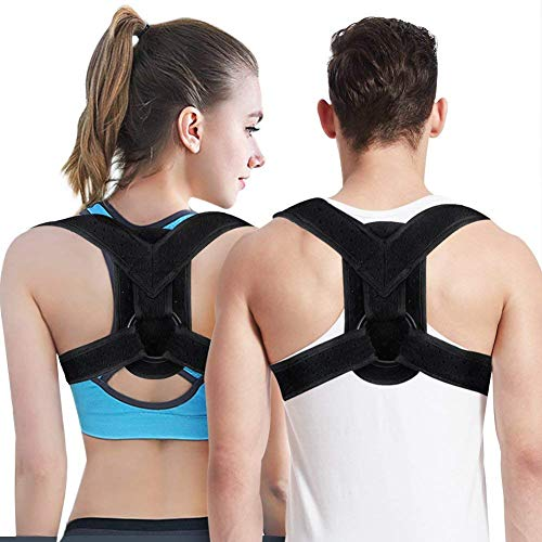Posture Corrector Spinal Support for Women and Men,...